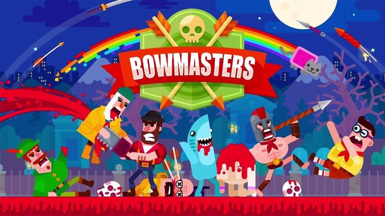 Bowmasters mod apk