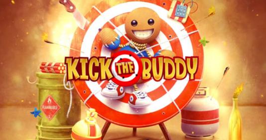 kick the buddy mod apk 1.0.6
