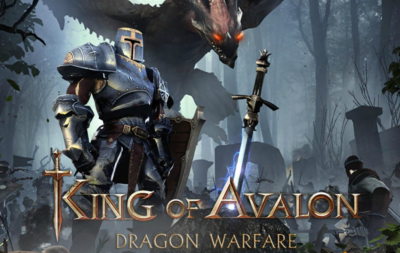 King of Avalon mod apk