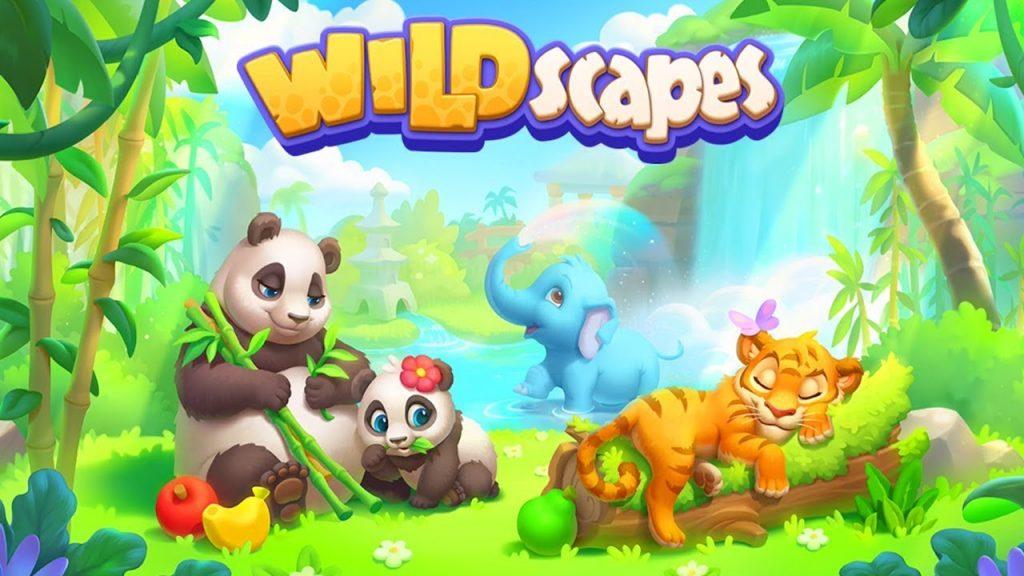 Wildscapes mod apk
