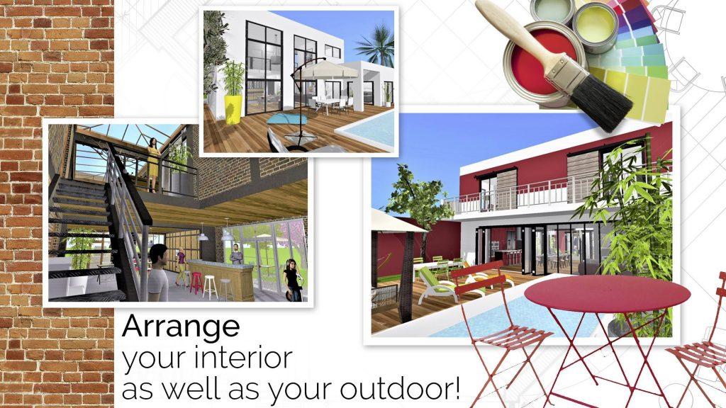 Home 3d design Mod Apk