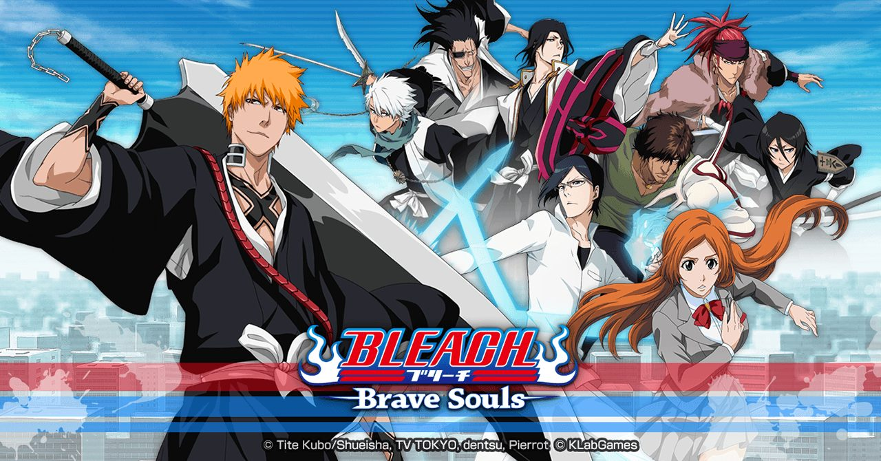 Bleach brave souls mod apk 13.1.3