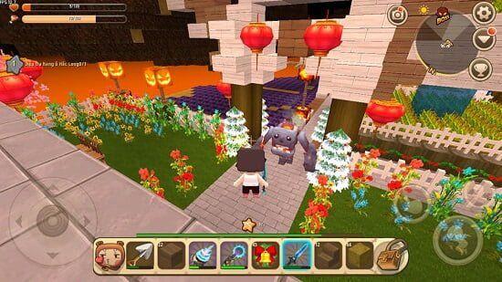mini world block art mod apk