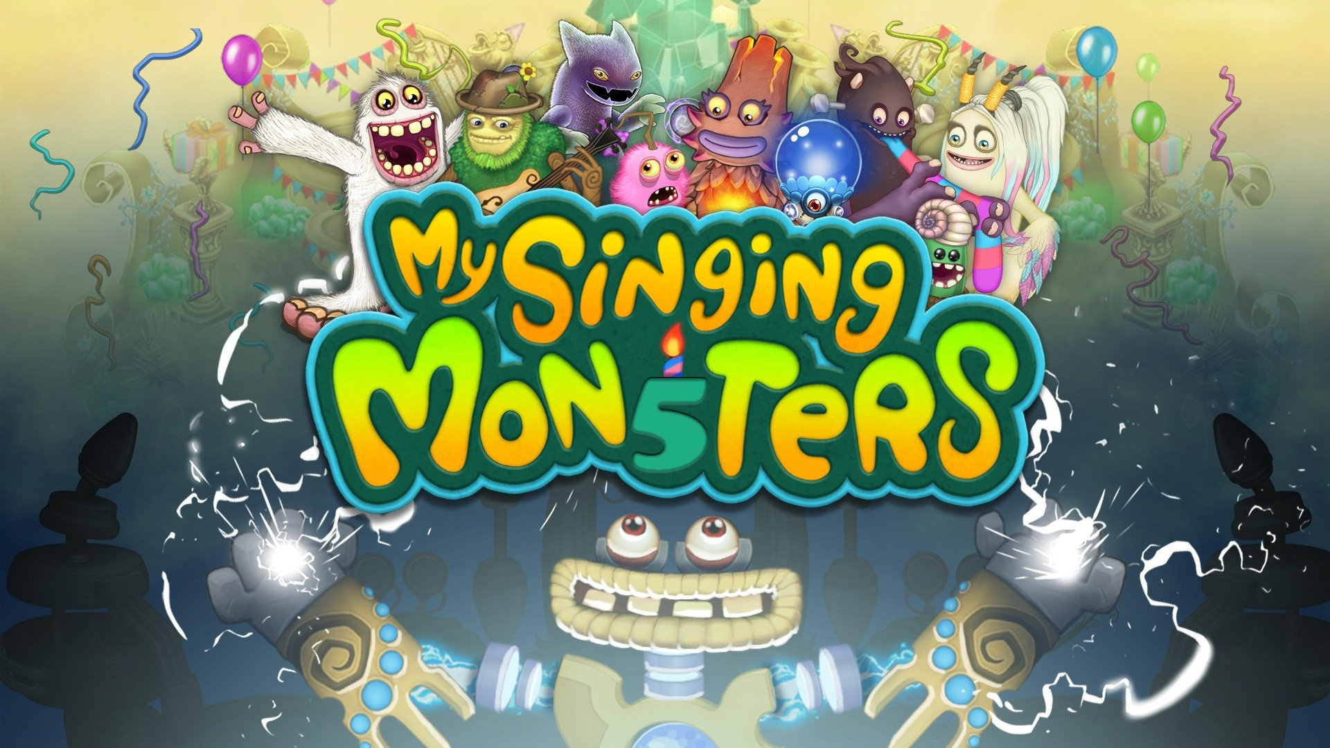 My Singing Monsters Mod Apk 3.2.2