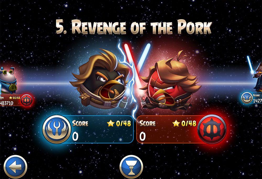 Angry Birds Star Wars 2 Mod Apk
