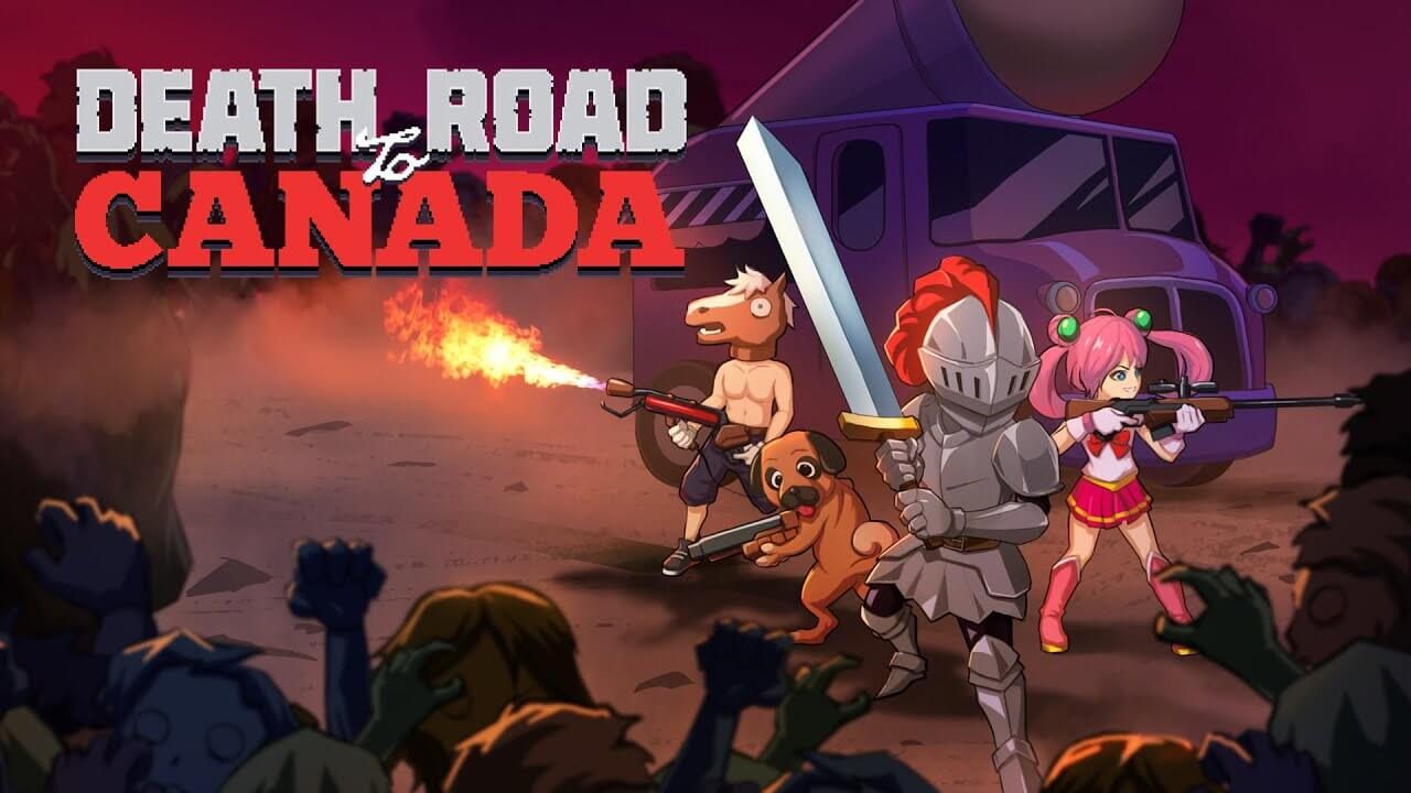 Death Road to Canada Mod Apk