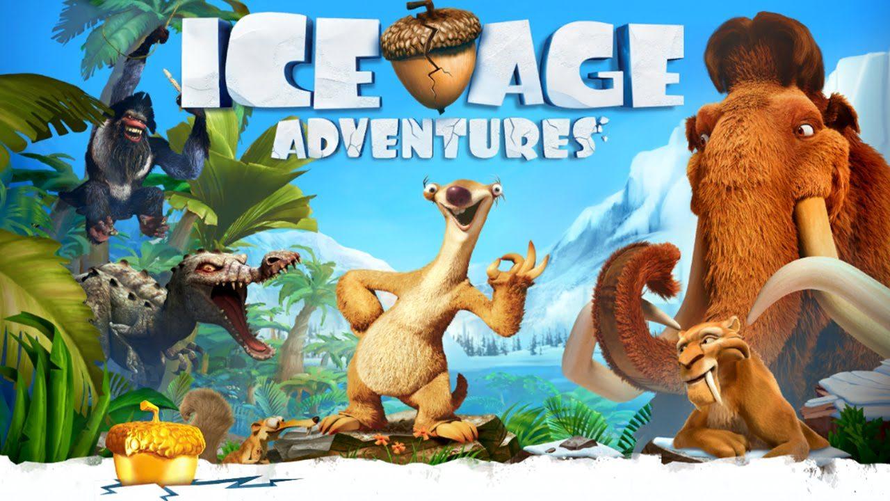Ice Age Adventures Mod Apk