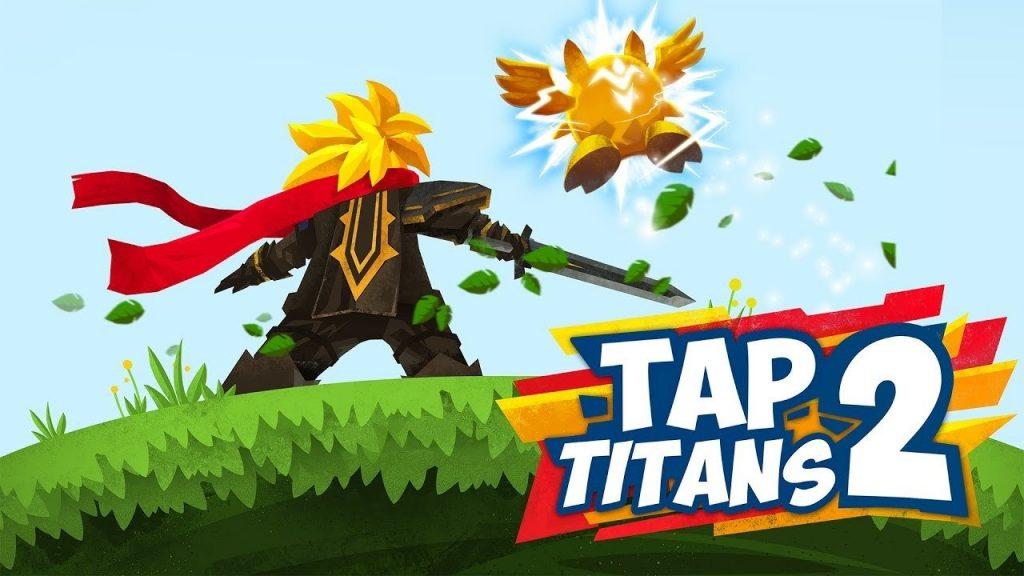 Tap Titans Mod Apk
