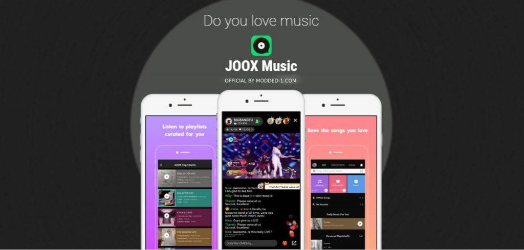 Joox Mod Apk