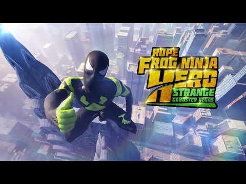 Rope Frog Ninja Hero MOD APK
