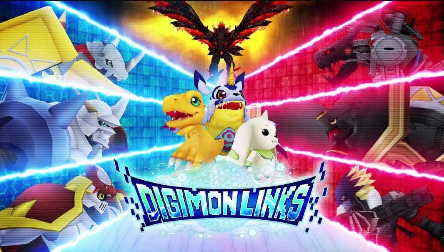 Digimon Links Mod Apk