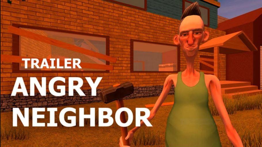 Angry Neighbour Mod Apk