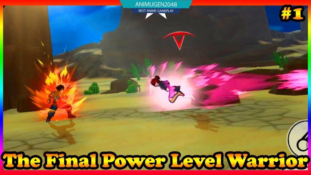 the final power level warrior mod apk