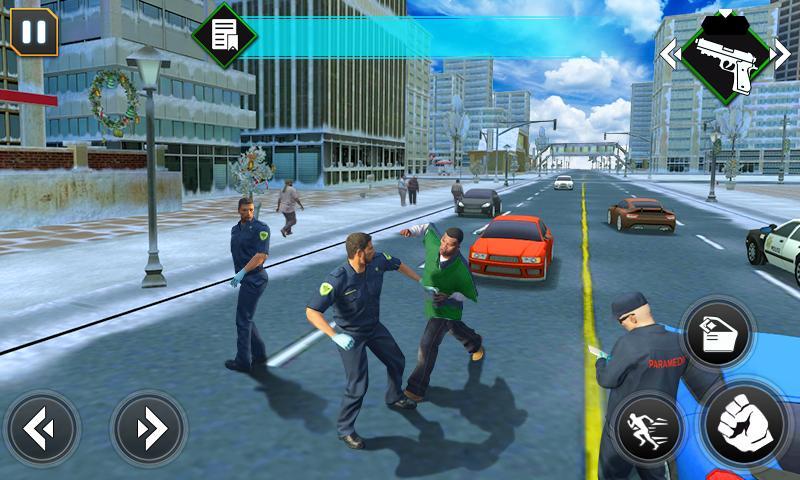 Crime City MOD APK