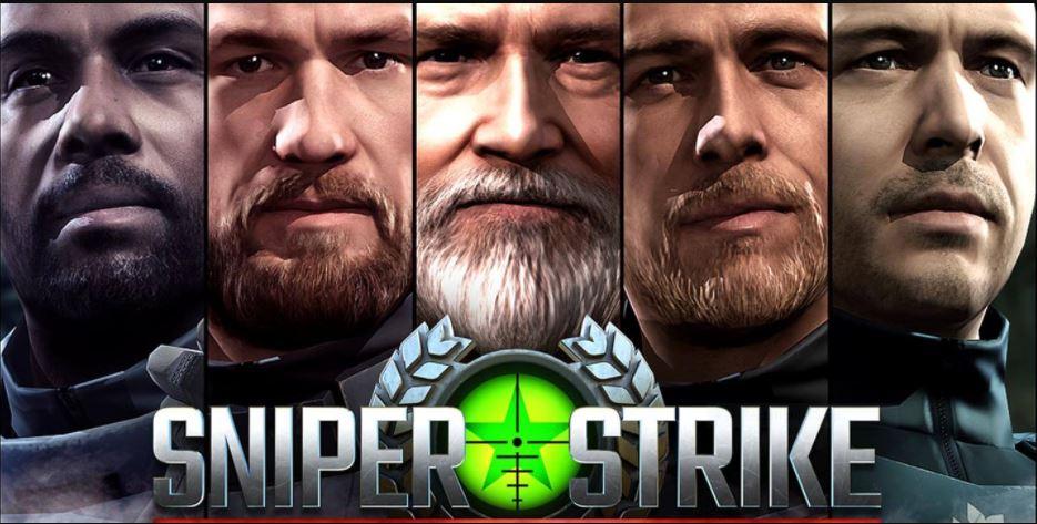 Sniper Strike Mod Apk