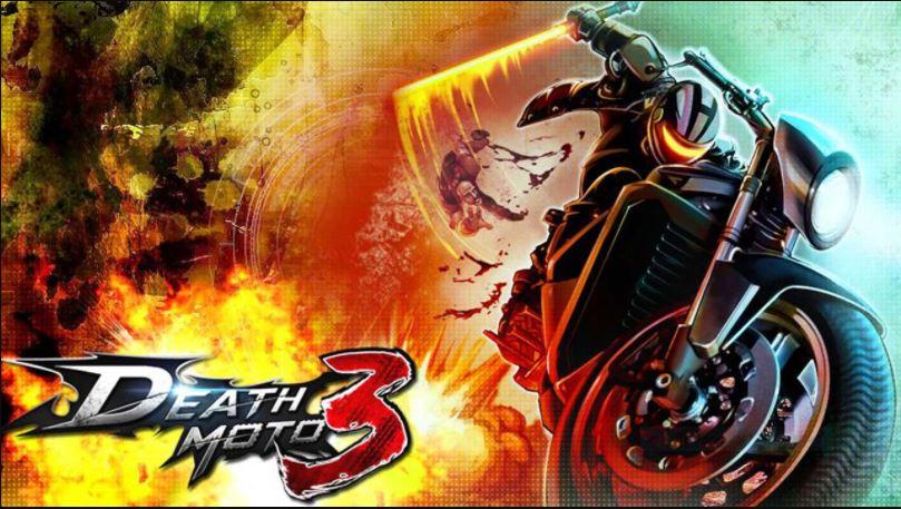Death Moto 3 Mod Apk