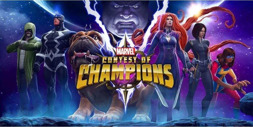 Marvel Contest of Champions Mod Apk